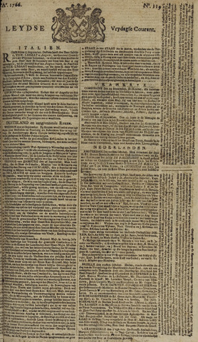 Leydse Courant 1766-10-03