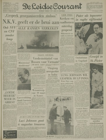 Leidse Courant 1966-02-15