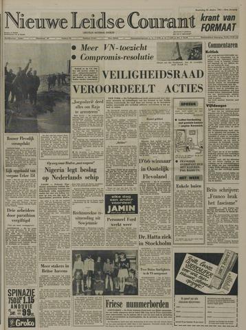 Nieuwe Leidsche Courant 1967-10-26
