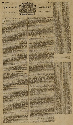 Leydse Courant 1807-08-14