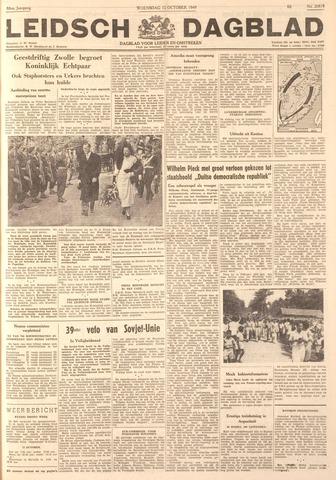 Leidsch Dagblad 1949-10-12