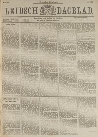 Leidsch Dagblad 1896-06-16