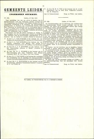 Handelingen van de Raad 1947-05-27