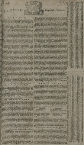 Leydse Courant 1748-11-04