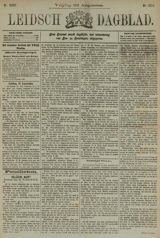 Leidsch Dagblad 1890-08-22