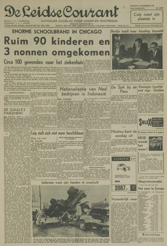 Leidse Courant 1958-12-02