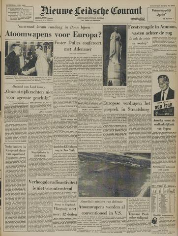 Nieuwe Leidsche Courant 1957-05-02