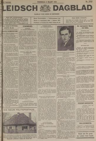 Leidsch Dagblad 1933-03-08