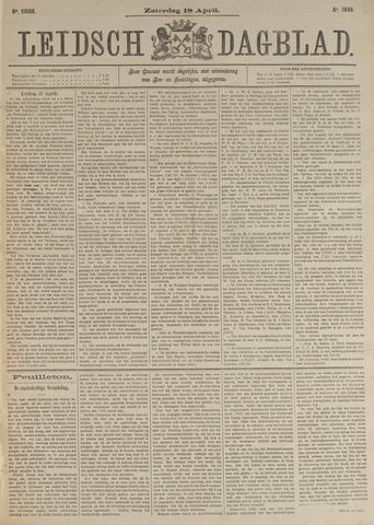 Leidsch Dagblad 1896-04-18
