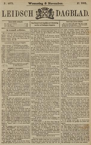 Leidsch Dagblad 1882-11-08