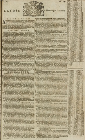 Leydse Courant 1771-12-09