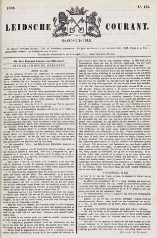 Leydse Courant 1882-07-24