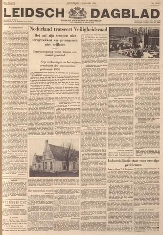 Leidsch Dagblad 1949-01-15