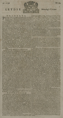 Leydse Courant 1736-05-28
