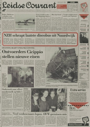 Leidse Courant 1989-08-04