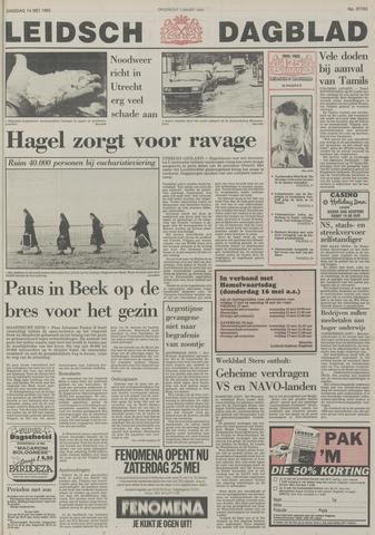 Leidsch Dagblad 1985-05-14