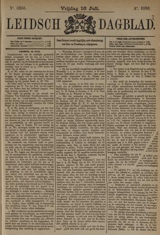 Leidsch Dagblad 1880-07-16