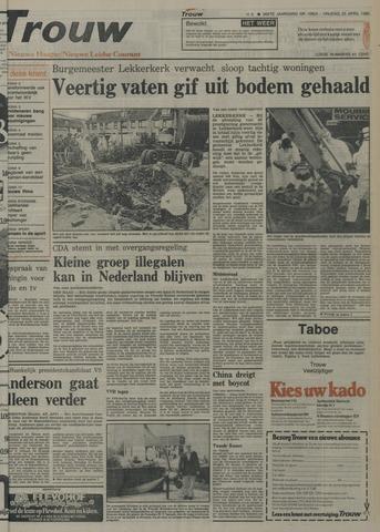 Nieuwe Leidsche Courant 1980-04-25