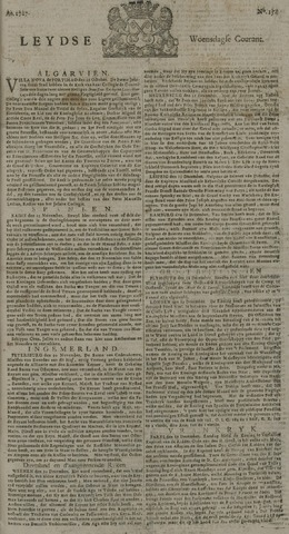 Leydse Courant 1727-12-24