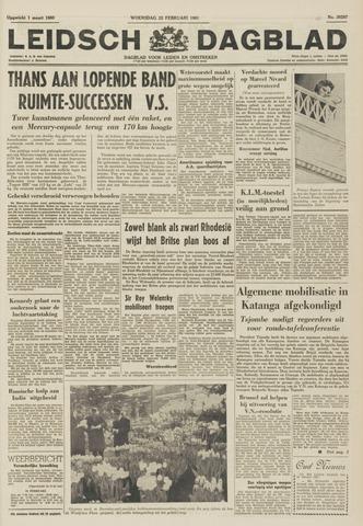 Leidsch Dagblad 1961-02-22