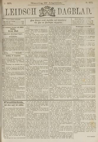 Leidsch Dagblad 1892-08-29