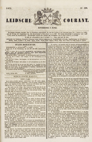 Leydse Courant 1873-06-05