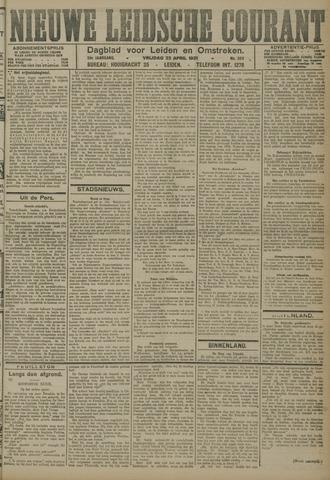 Nieuwe Leidsche Courant 1921-04-22