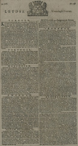 Leydse Courant 1728-11-17
