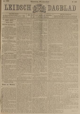 Leidsch Dagblad 1907-10-28