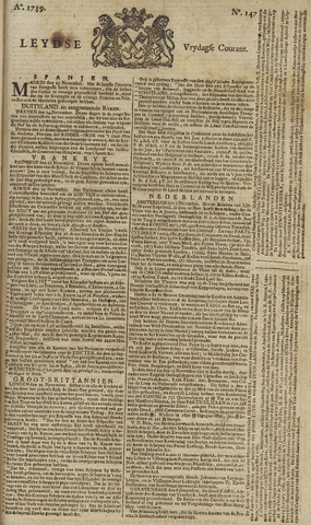 Leydse Courant 1759-12-07