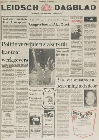 Leidsch Dagblad 1979-09-06