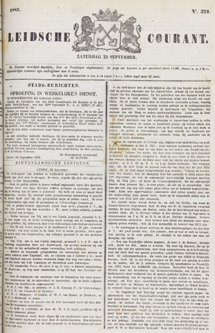 Leydse Courant 1882-09-23