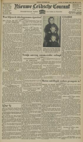 Nieuwe Leidsche Courant 1946-11-01