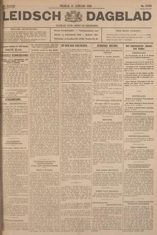 Leidsch Dagblad 1930-01-31