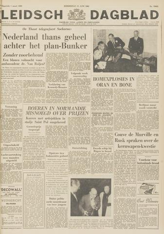 Leidsch Dagblad 1962-06-21
