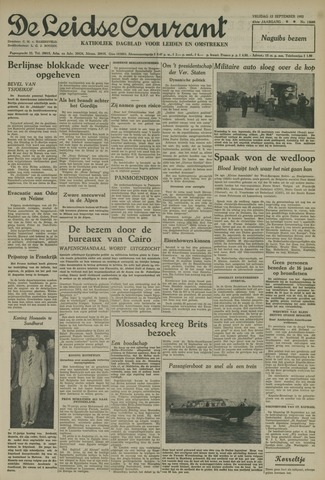 Leidse Courant 1952-09-12