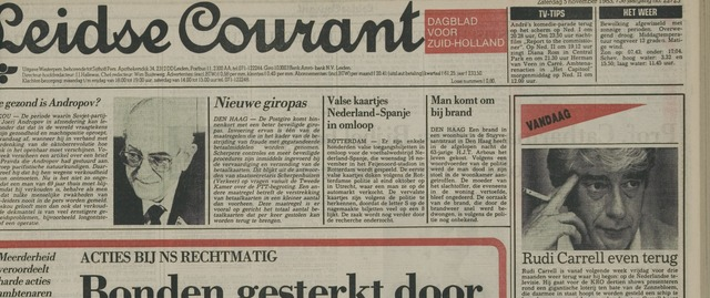 Leidse Courant 1983-11-05