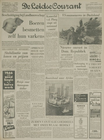 Leidse Courant 1966-01-07