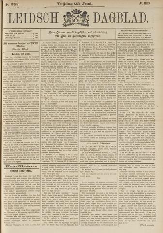 Leidsch Dagblad 1893-06-23