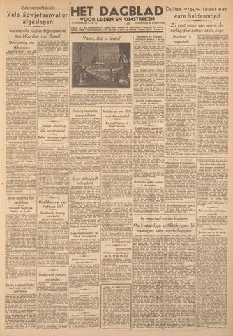 Dagblad voor Leiden en Omstreken 1944-03-30