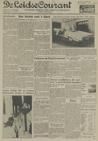 Leidse Courant 1955-03-05