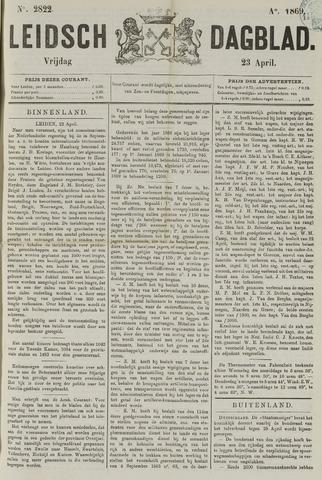 Leidsch Dagblad 1869-04-23