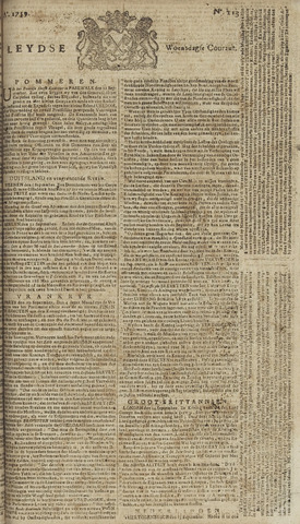 Leydse Courant 1759-09-19