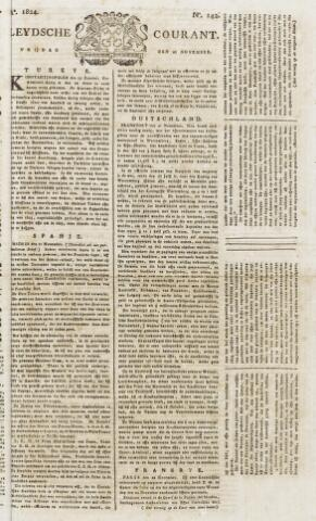 Leydse Courant 1824-11-26