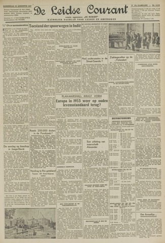 Leidse Courant 1947-08-28