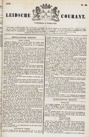 Leydse Courant 1879-02-05