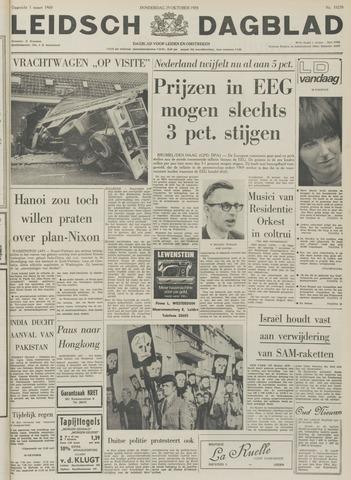 Leidsch Dagblad 1970-10-29