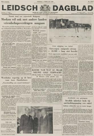 Leidsch Dagblad 1956-02-03