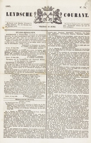 Leydse Courant 1865-06-16