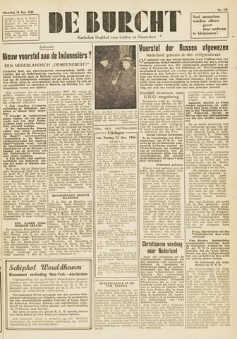 De Burcht 1946-01-14